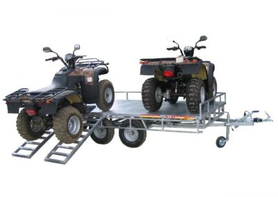 Trailers quads and boogies model M4