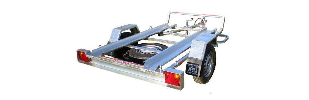 Remolque dos motos modelo M2