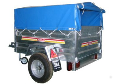 Multipurpose trailers axis A1 model