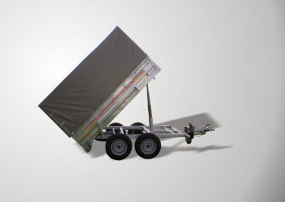 Basculante Multiuso - 2,50 x 1,50 - Modelo H2