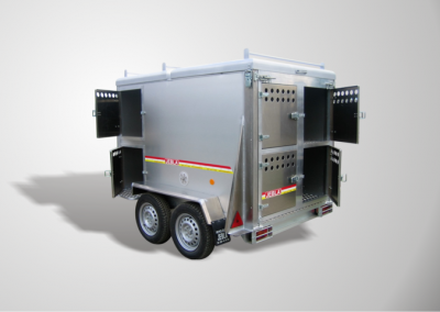 Trailers hunting model C