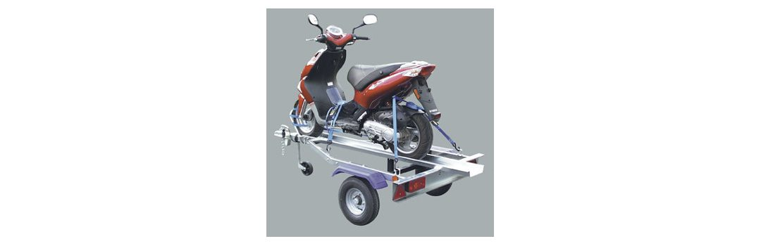 Remolque eco moto modelo M1