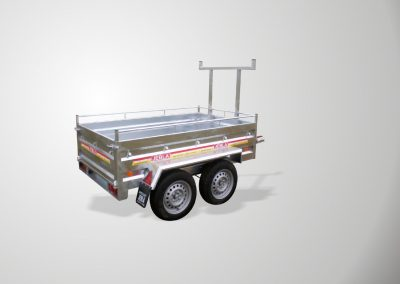 multipurpose trailers 1-2 axes model