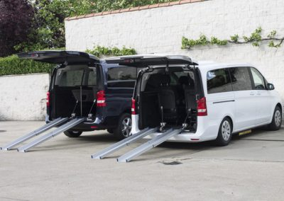 Adaptación de vehículos