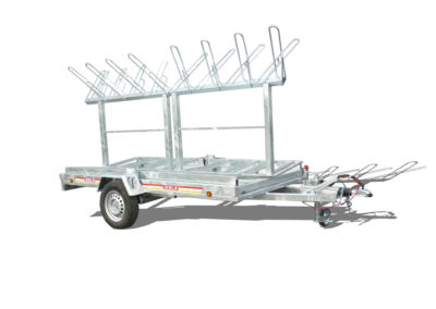Bicycle carrier trailer M7