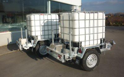 sprue trailer