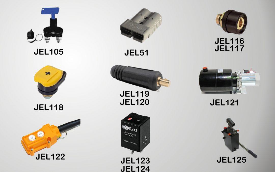 Sistema eléctrico basculantes