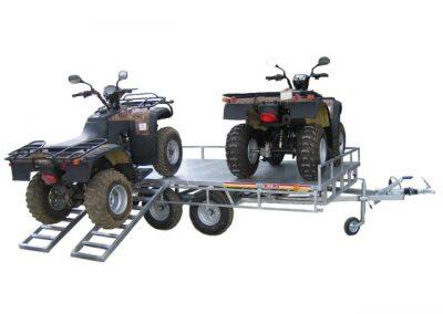 Remolques porta quads y boogies modelo M4